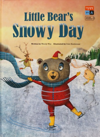 ESL Little Bear's Snowy Day
