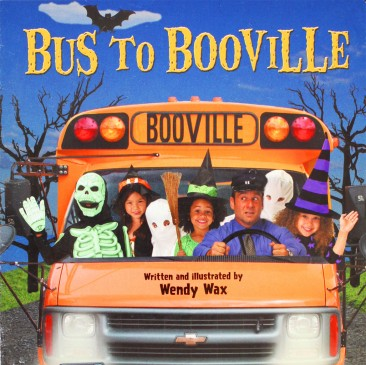 Halloween Bus to Booville