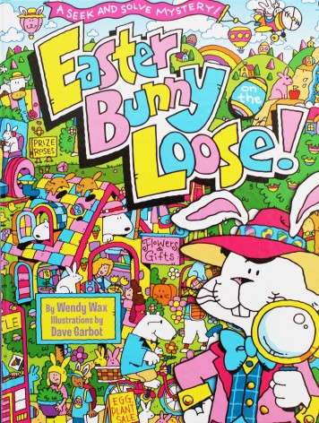 Easter Bunny Loose