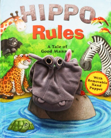 Puppets Hippo Rules