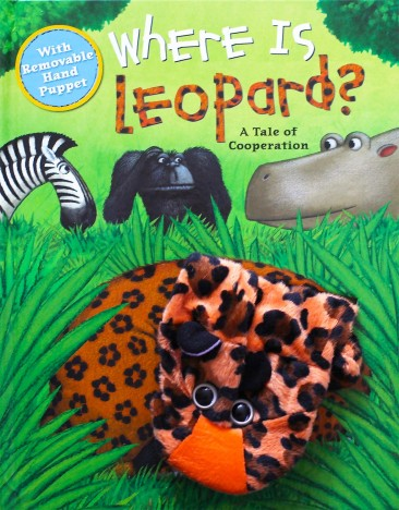 Puppets Where is Leopard