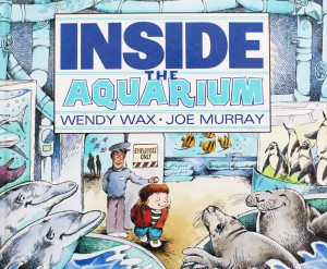 Inside the Aquarium Wendy Wax