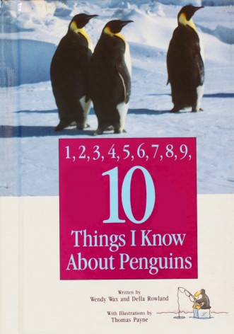 10 Things I Know About Penguins