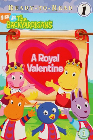 Backyardigans A Royal Valentine