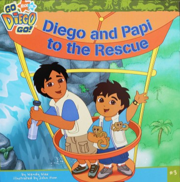 Diego and Papi